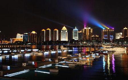 青岛国际帆船中心_360百科