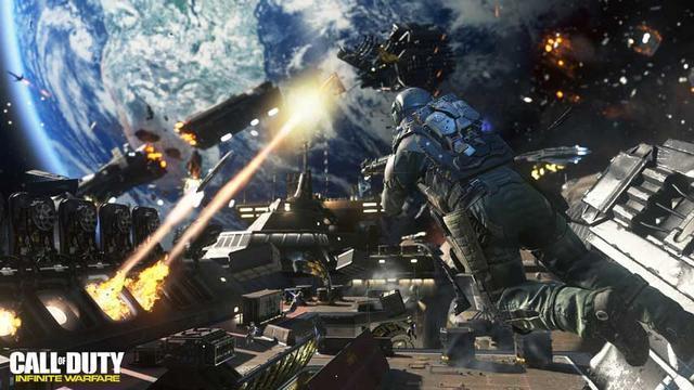 《使命召唤13:无限战争》预购开始