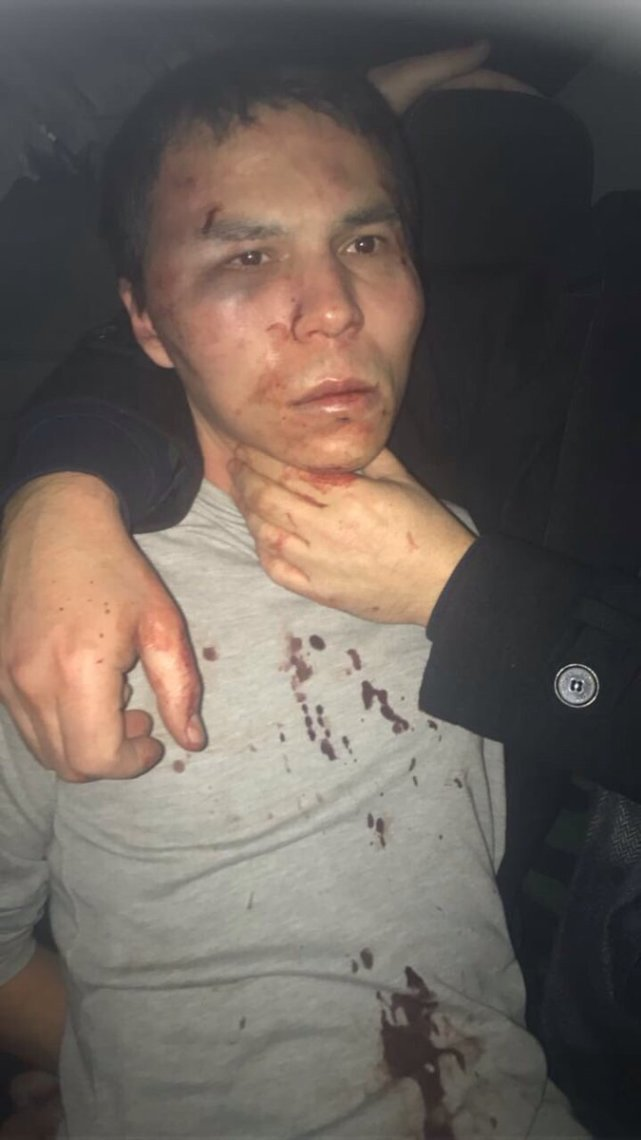Turkey nightclub caused 39 dead terrorist attack case culprit was arrested arrest exposure - Beijing time