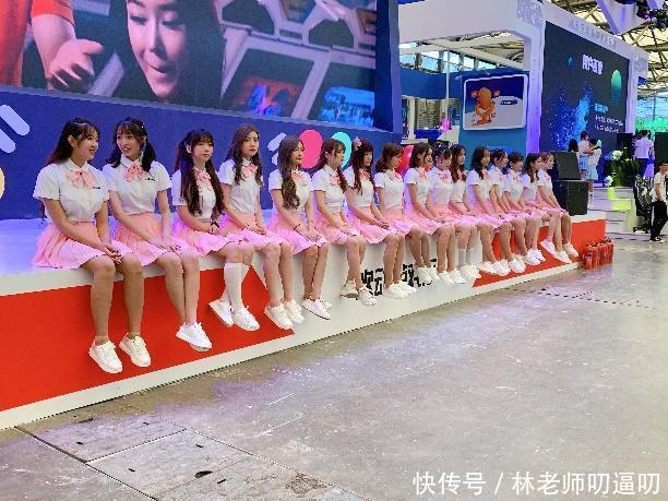 2019China joy美女回顾!现场show girl美如云,有你喜欢的吗