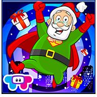 超级圣诞老人游戏和故事