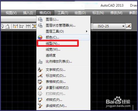 CAD图纸虚线设置出来显示比例_360化粪池号线型8dwj图片