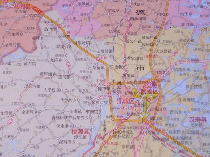 湖南省地图_好搜百科