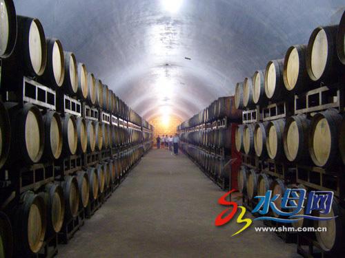 烟台张裕葡萄酒博物馆