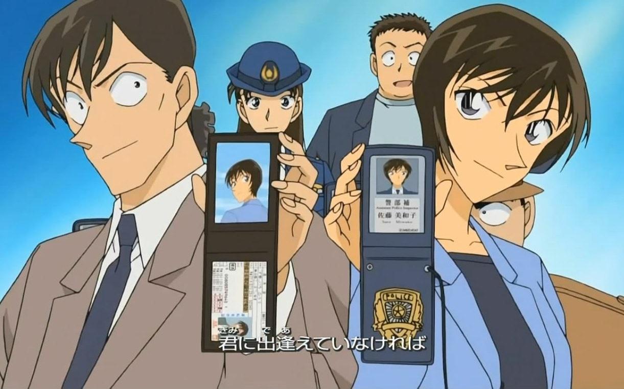 另一方面喜欢佐藤警官的高木警官却想到了其他的事情