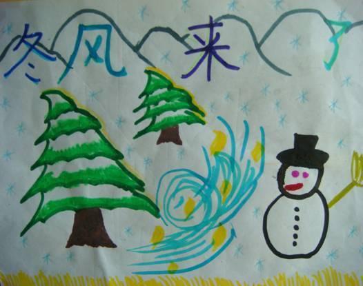 儿童画风怎么画简笔画