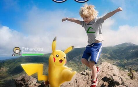 Pokemon GO Plus玩周边