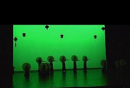 【民族舞蹈大全】傣族舞(雨伞舞 群舞) 这个视