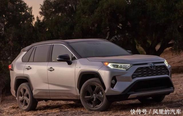 丰田首款混动SUV领衔,下半年新车这5款必看