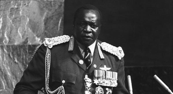 历史人物之乌干达独裁者伊迪·阿明 - 挥斥方遒 - 挥斥方遒的博客