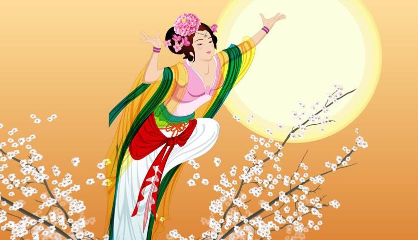 语文 嫦娥奔月 课本剧视频