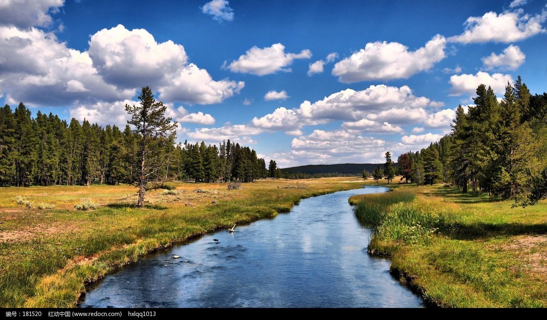 河流生态系统水的持续流动性