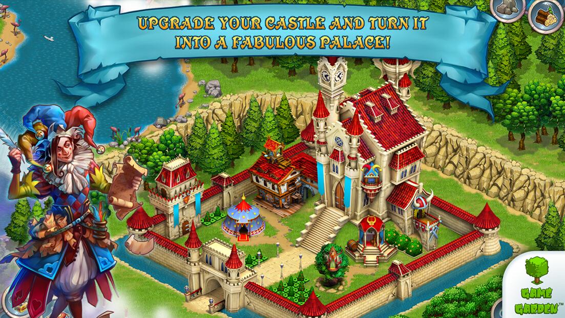 童话王国 修改版 Fairy Kingdom HD截图2