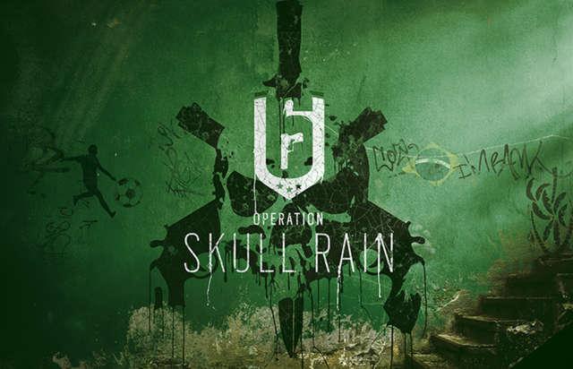 《彩虹六号:围攻》骷髅雨行动
