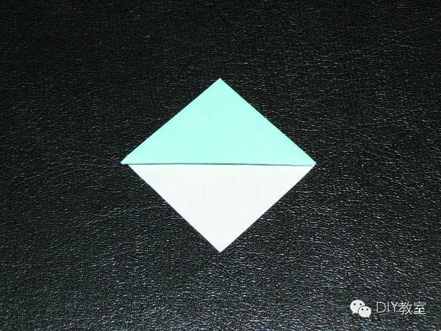 折纸书签制作方法