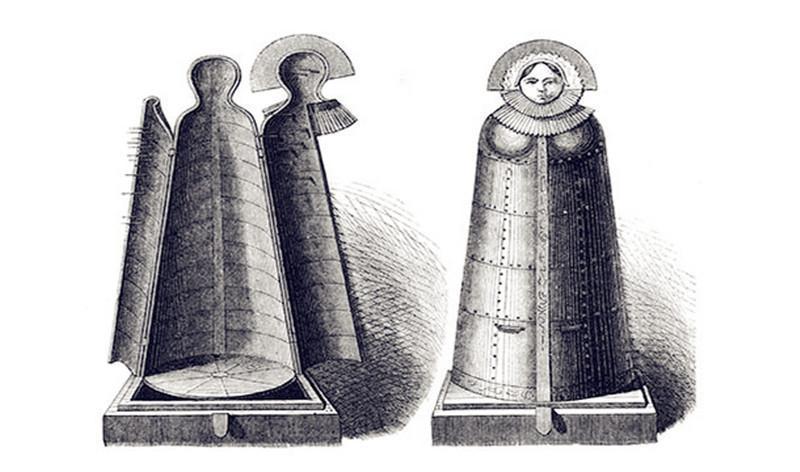 史料上臭名昭著的铁处女是?历史记载下无翼鸟情趣用品图片