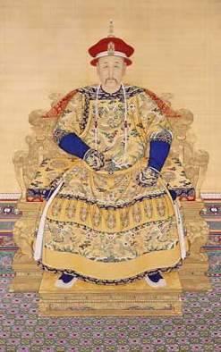 清朝历代皇帝_360百科图片