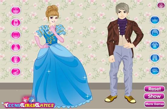 童话王子和公主