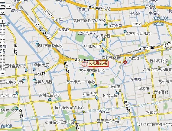 (a30公路)(沪宁高速方向)-重固大盈出口-北青公路-苏沪机场路-甪直 2