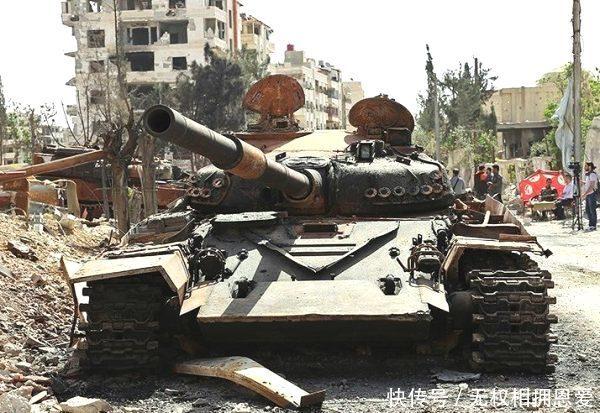 叙利亚政府军与反对派武装在伊德利卜停火