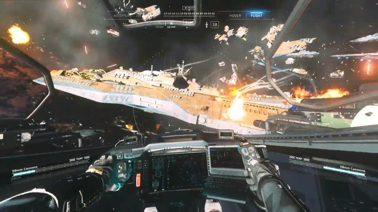 《使命召唤13:无限战争》新情报