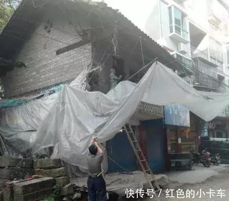 蓬安县兴旺镇整治 脏乱差 问题再出重拳