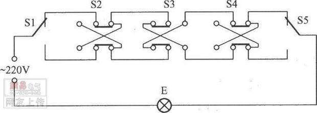 双联双控实物图 三联双控实物图
