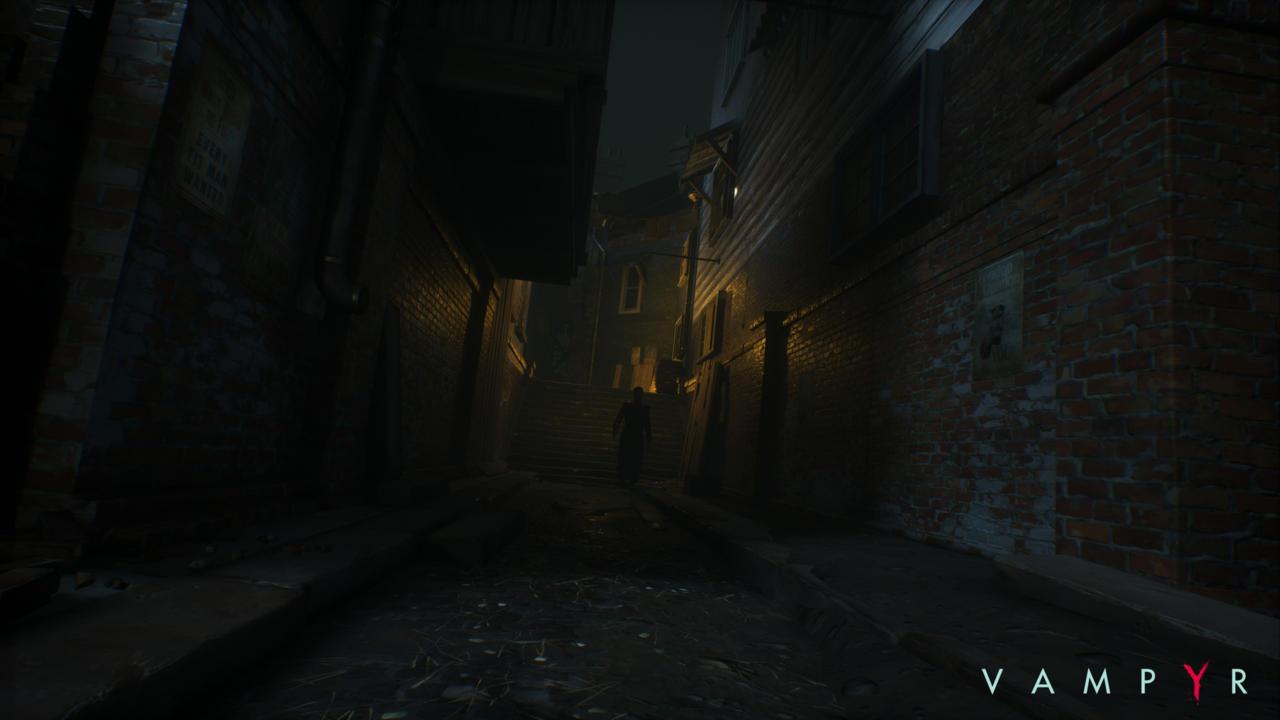 RPG新作《吸血鬼》更多细节曝光