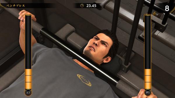 健身房RIZAP进驻《如龙6》