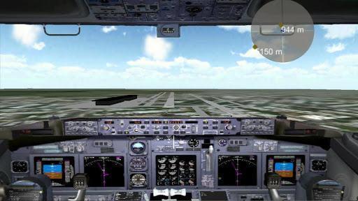 《波音飞机模拟飞行(Flight Simulator Boeing Free)》是一款超真实的模拟飞行竞技游戏。模拟一个真实的世界环境中!*人称视觉给你身临其境的感受! 以上描述中存在违反广告法的内容,自动用*代替