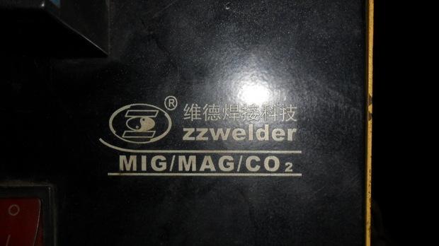 维德nb350气保焊焊机怎么接线?