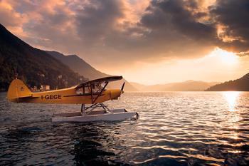 水上飞机有什么本领和作用