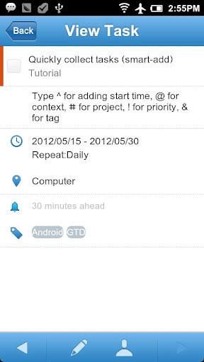 日程时间管理Doit.im 谷歌版截图2