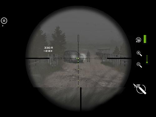 《独狼lonewolf》第4章车道上杀死守卫完美通关攻略