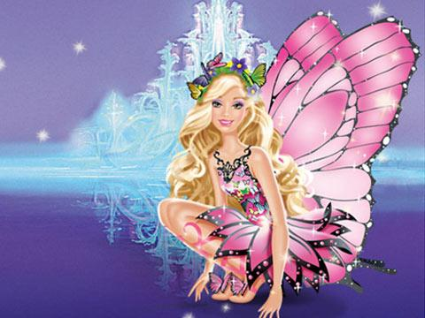 芭比娃娃 珍珠公主之芭比   珍珠美人鱼国语版全集第二部   高清图片