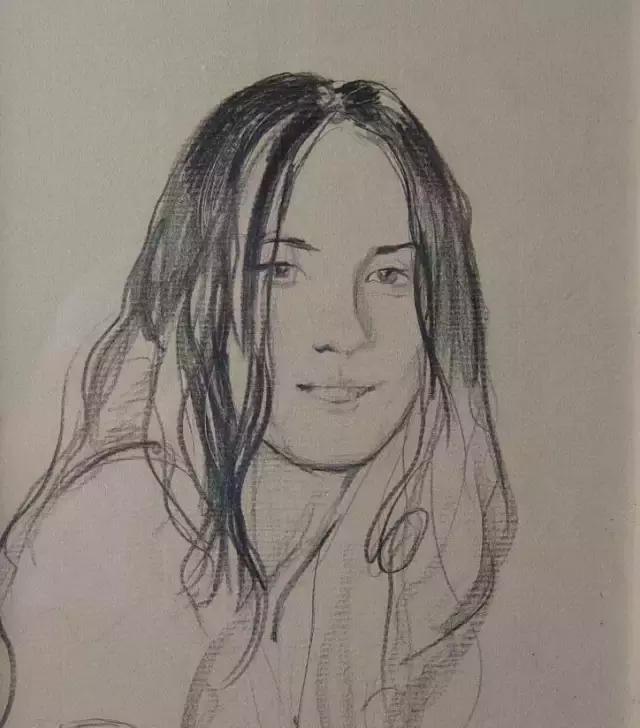 俄罗斯素描画家怎么处理素描关系 ART 第25张