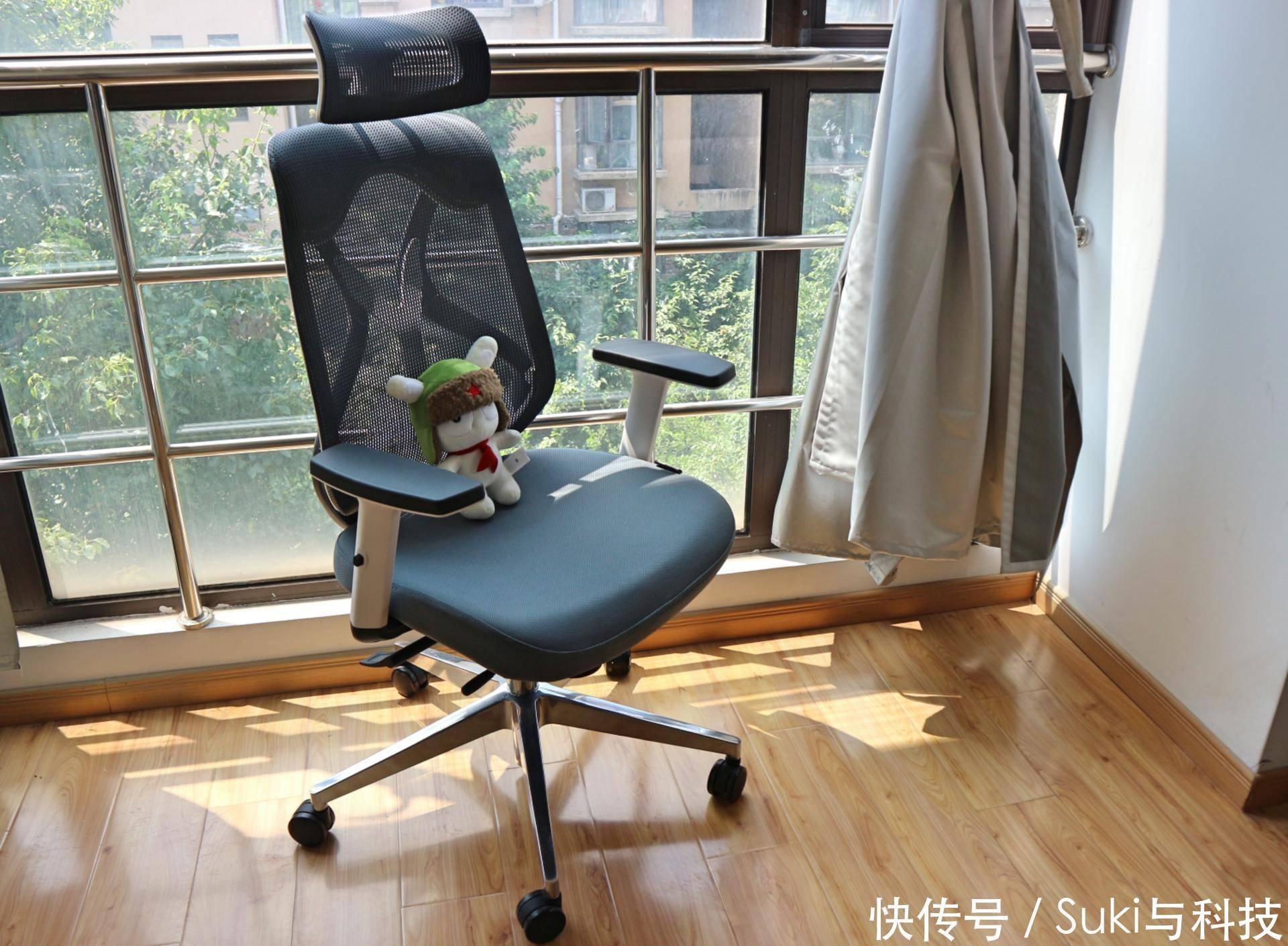 黑白调双腰托电脑椅评测:谁说一见钟情不靠谱?_分分彩技巧