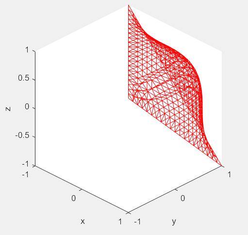 MATLAB绘制三维三次隐图像答案?_360问java版第四函数课后程序设计图片