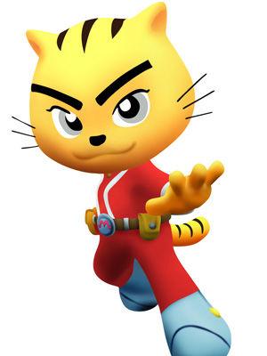 星猫系列-功夫星猫