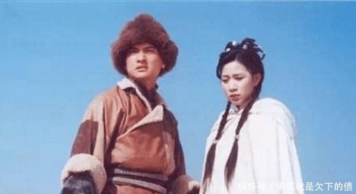 27年后《雪山飞狐》剧组再聚首,胡一刀不老,苗若兰依旧惊艳