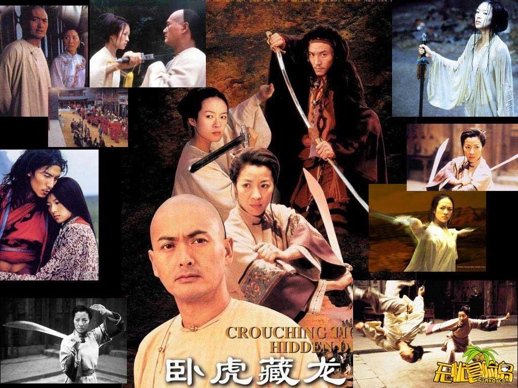 最佳电影:《卧虎藏龙》 监制:李安,江志强,徐立功(出品:哥伦比亚电影