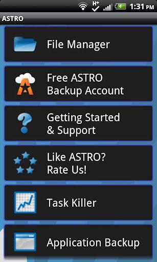 ASTRO文件管理器截图1