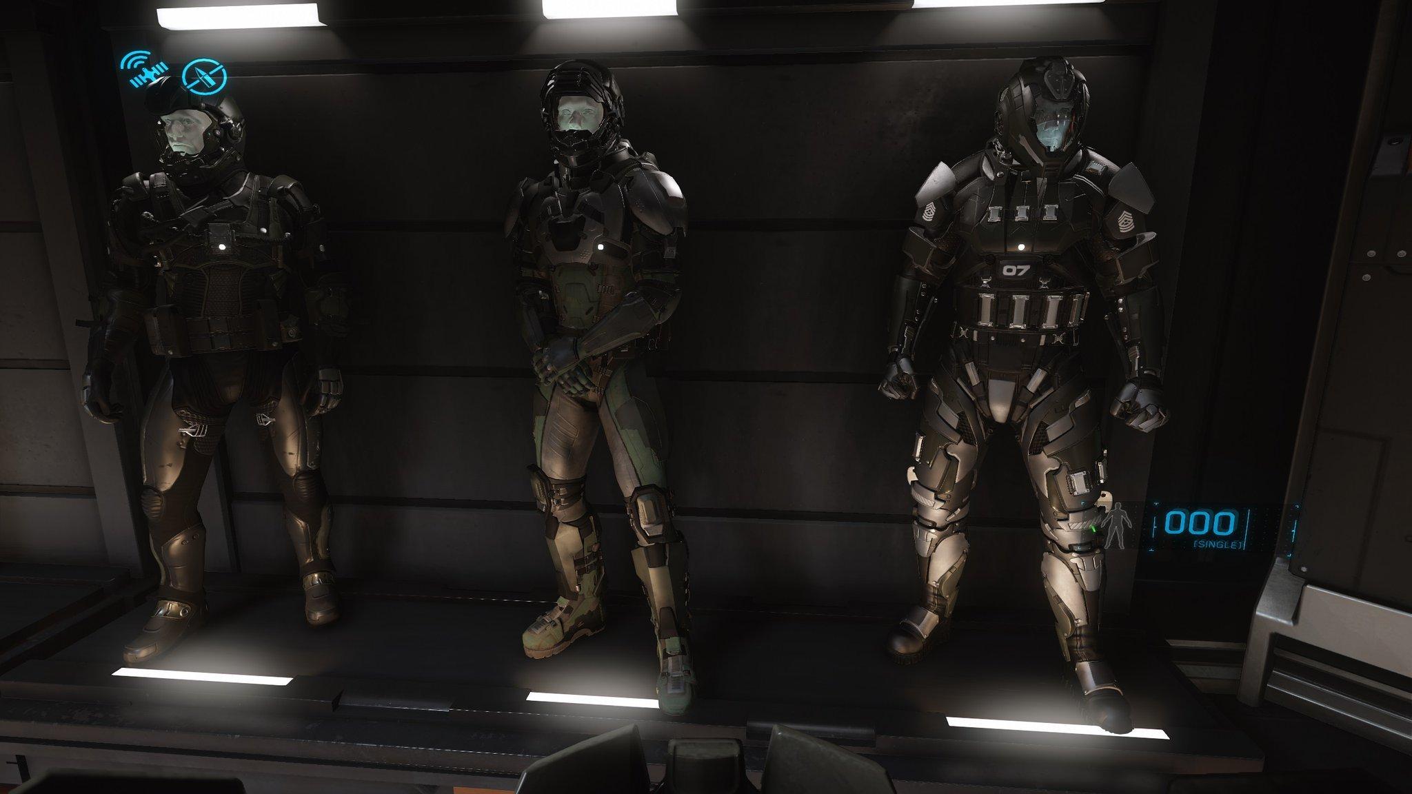 《星际公民》推Alpha 2.4补丁