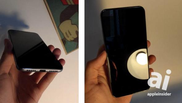iPhone 7真机正面曝光!