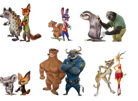 迪士尼暂赢《疯狂动物城》侵权官司