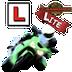 摩托车理论考试:
