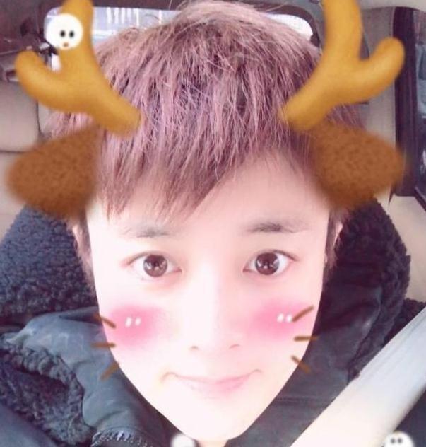 """李小璐和贾乃亮可爱的小孩贾云馨""""甜馨""""的英文名是"""