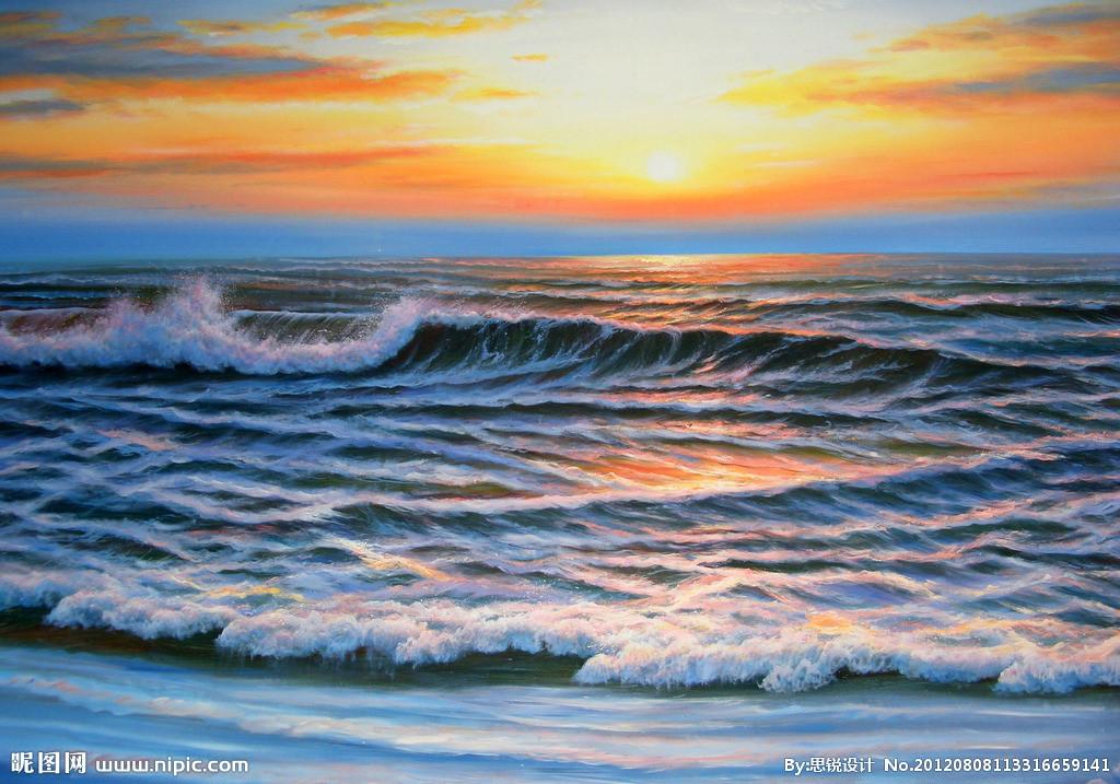世界大海风景 壁纸