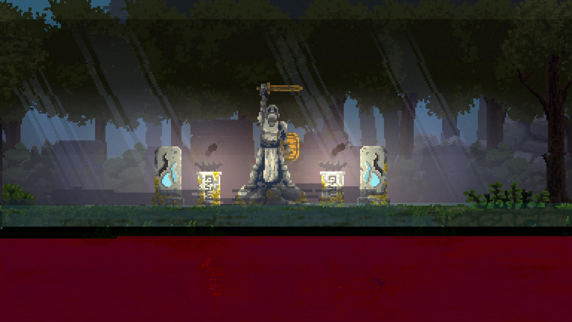 王国新大陆骑士祭坛