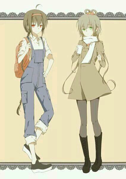 乐正绫和洛天依这套服装是什么版本的
